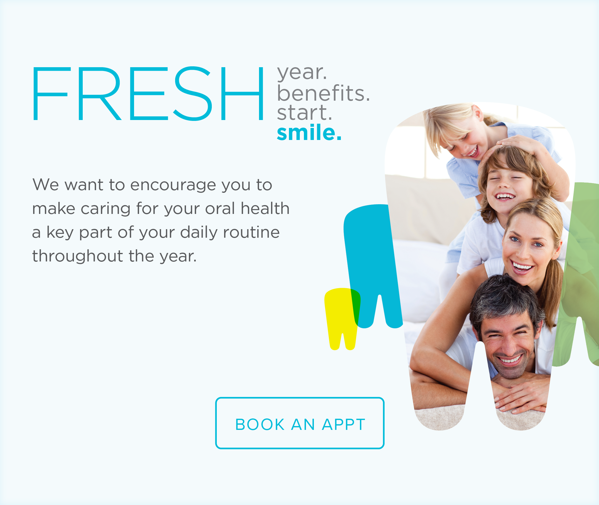 Rampart Dental Group - Make the Most of Your Benefits